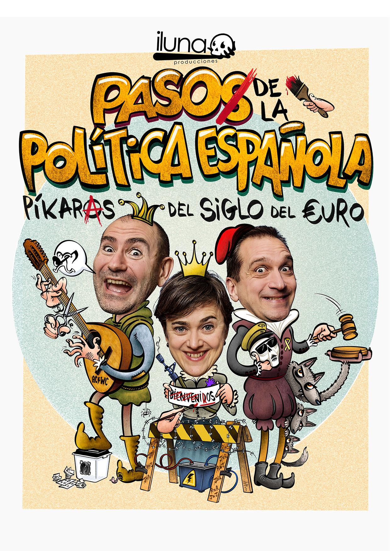 Paso(s) de la política española